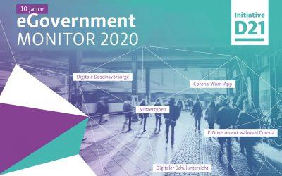 eGovernment Monitor 2021: Bürger:innen offen für mehr digitalen Staat