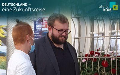 """Göppinger OB Maier: """"Ein gut ausgebautes Netz ist ein unheimlich wichtiger Standortfaktor"""""""