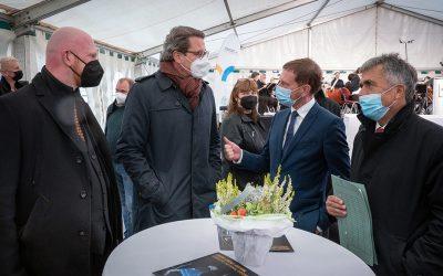 Der Landkreis Bautzen feiert den Sprung in die Gigabit-Zukunft